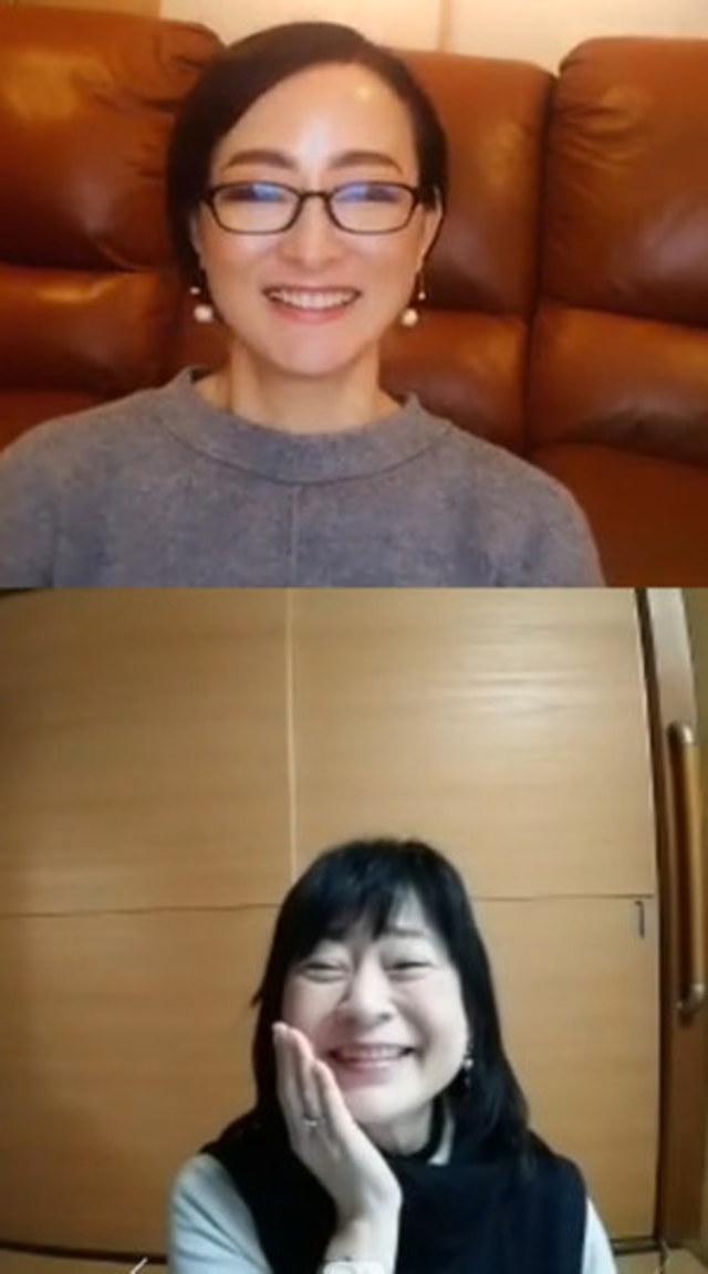 下川由江&斉藤貴子の心のインスタライブ 第4回 どろどろとした自分をどう思う?
