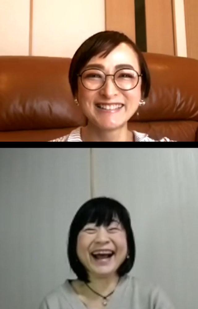 下川由江&斉藤貴子の心のインスタライブ 第7回 ハートの声を聴こう